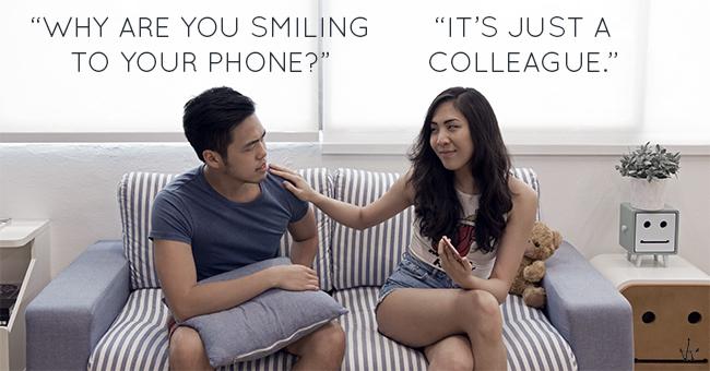 Singaporean Guys Cheated On