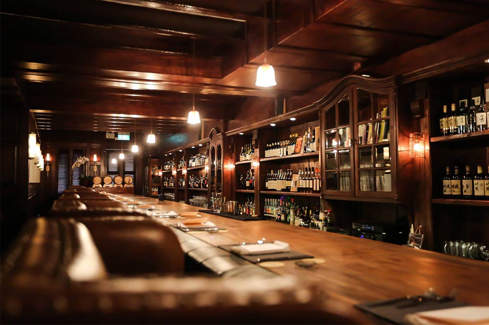 romantic bars singapore-dbespoke