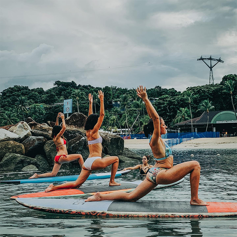 outdoor fitness singapore