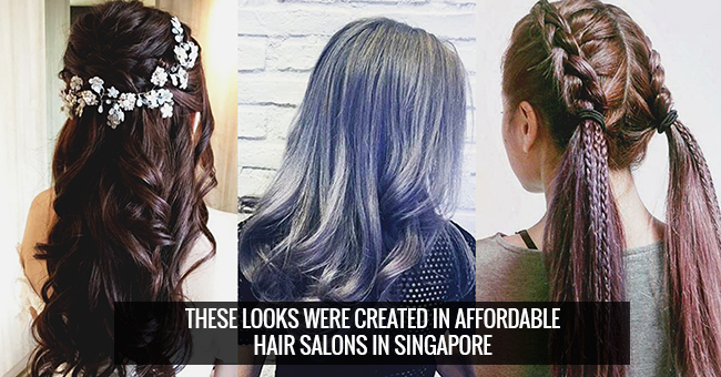 10 Affordable Hair Salons From 8haircut To Get Pinterest Worthy