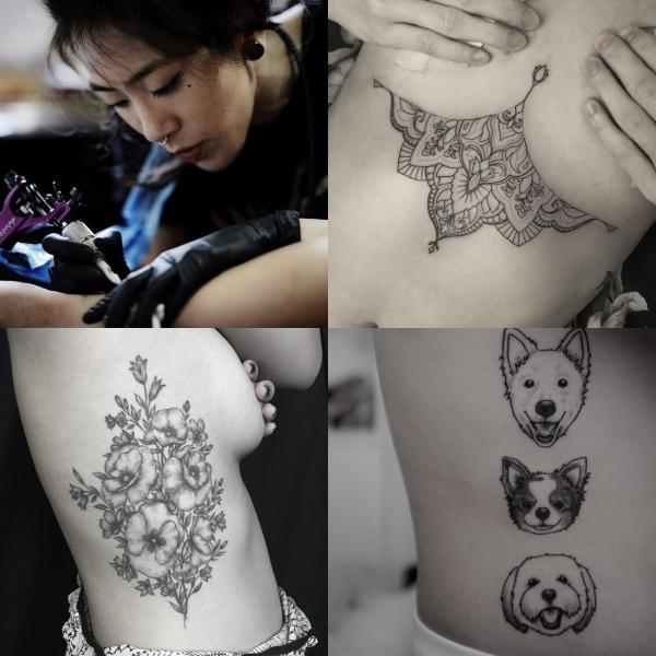 female tattoo artists victoria woon