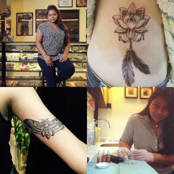 female tattoo artists su