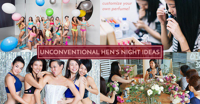 15 Non Party Unconventional Hen S Night Ideas In Singapore