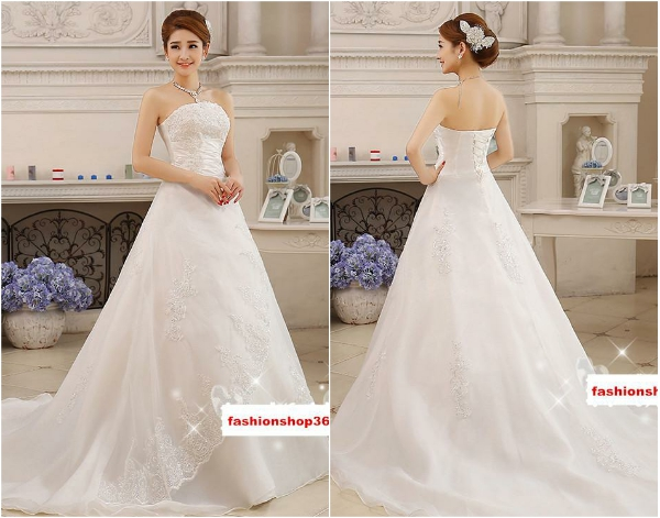 dac9fc411a 23 Gorgeous Wedding Gowns You Can Buy For Under S$100 NETT - ZULA.sg