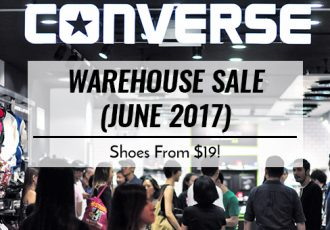 0b464bfaa51dc Score S 19 Converse Shoes At Their Annual SG Warehouse Sale (June 2017)
