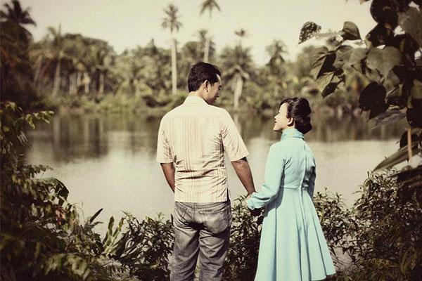 wedding shoot pulau ubin