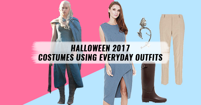 5766e64f15e 13 Halloween Costume Ideas For Girls Using Wearable Clothes From ...