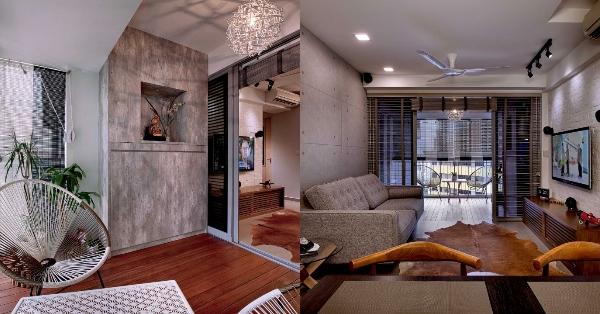 Room Flat Kitchen Design Singapore on
