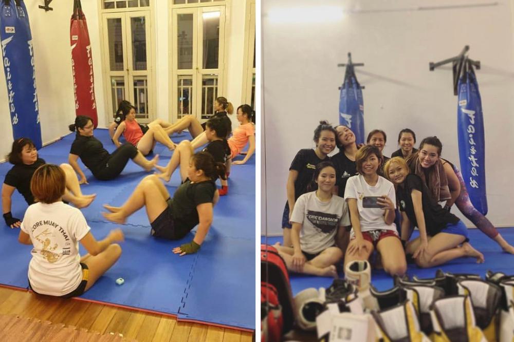 women-only-gym - encore gym