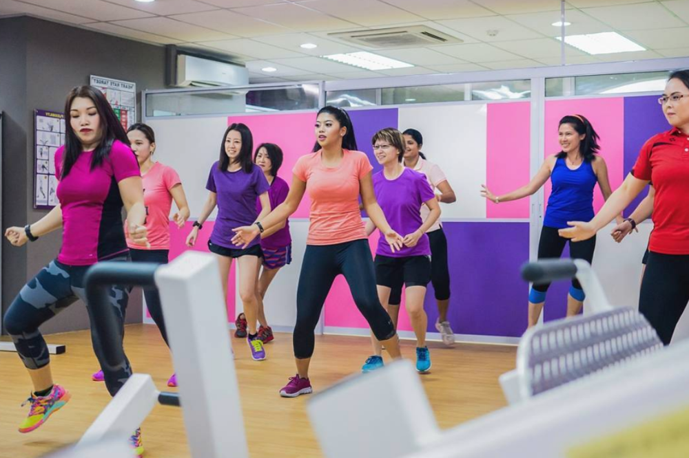 women-only-gym - contours express