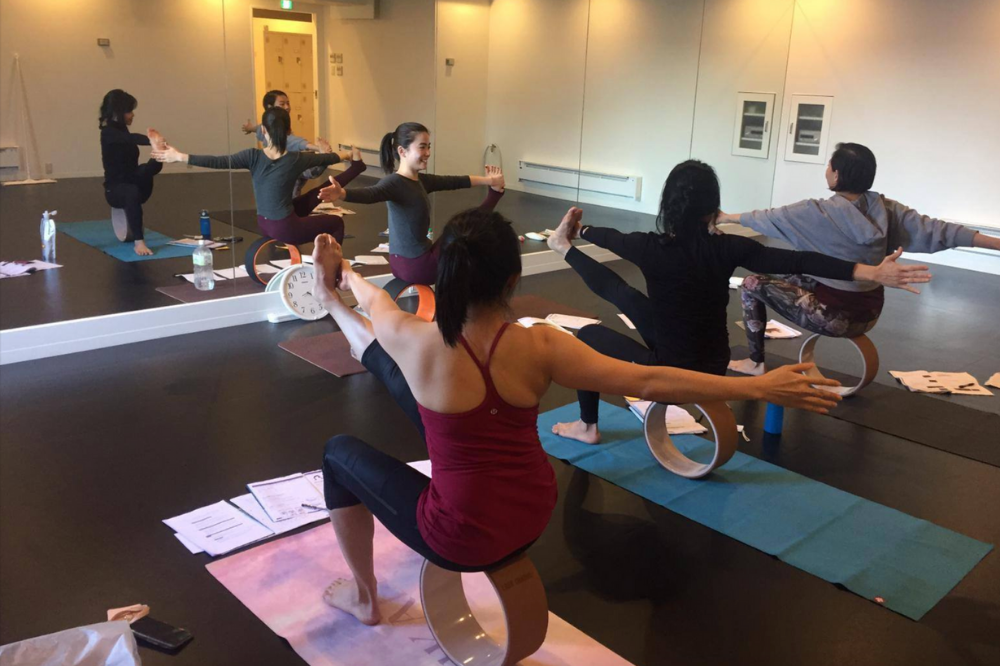 women-only-gym - lava yoga singapore