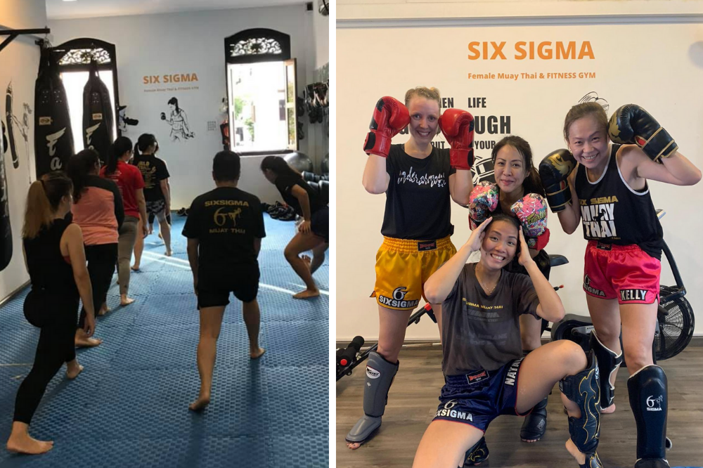 six sigma gym