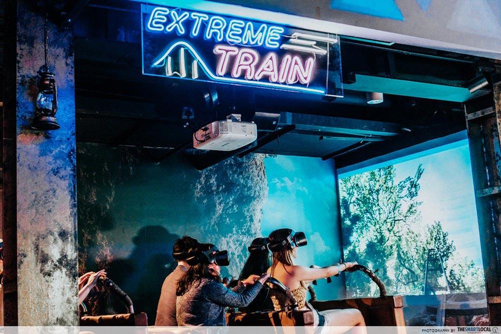 Indoor Date Ideas VR