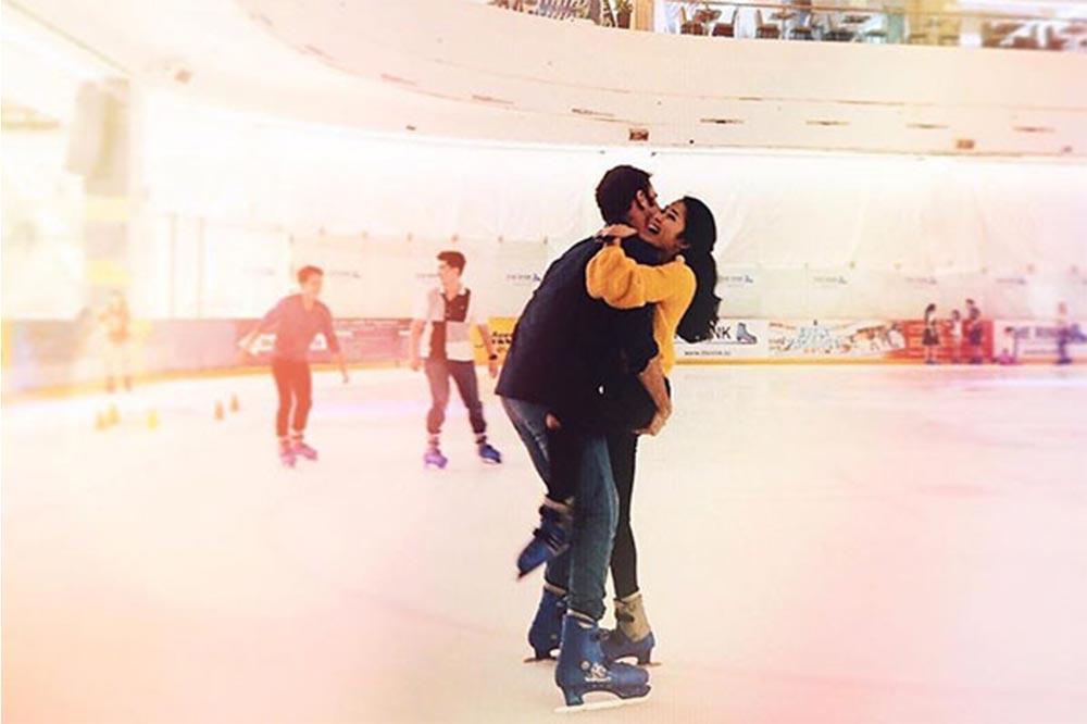 Indoor Date Ideas Ice Skating