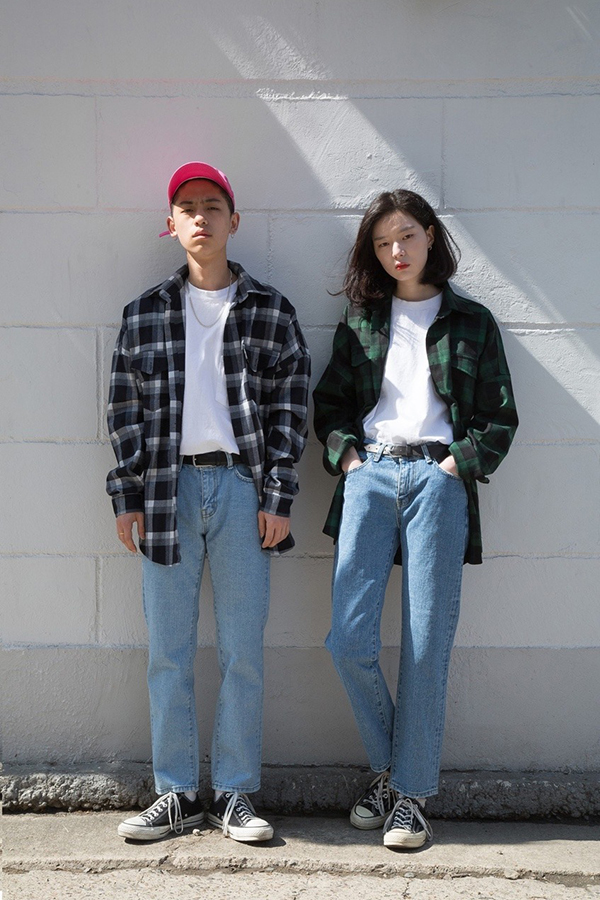 beautiful korean couple outfits 9