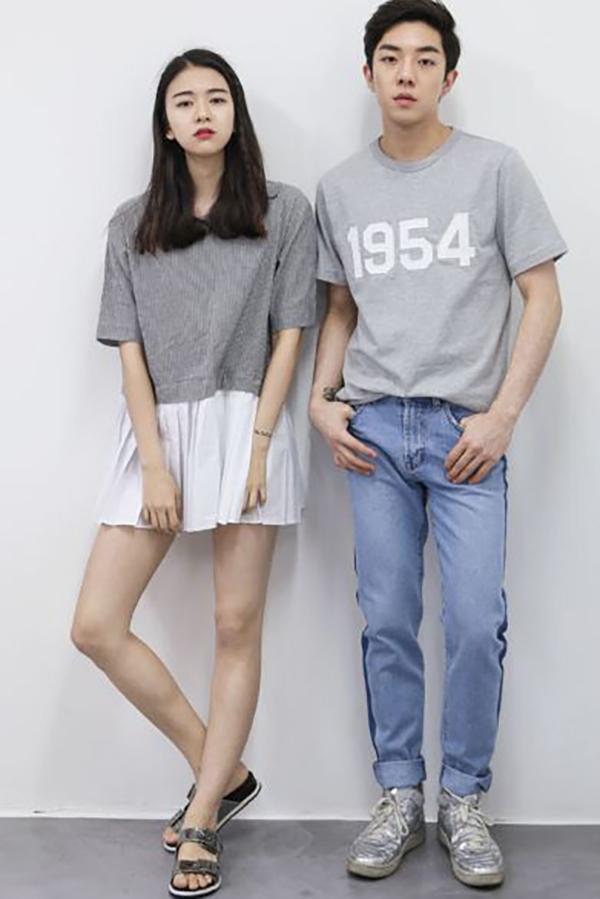 brilliant korean couple outfits names