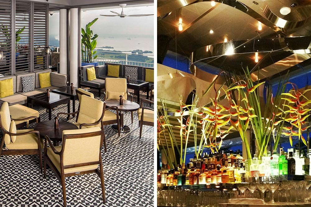 Rooftop Bars Singapore Spago