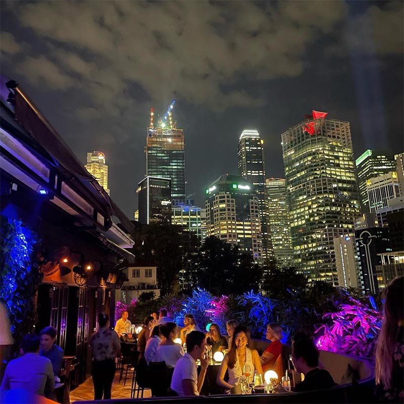 Rooftop Bars Singapore Other Roof
