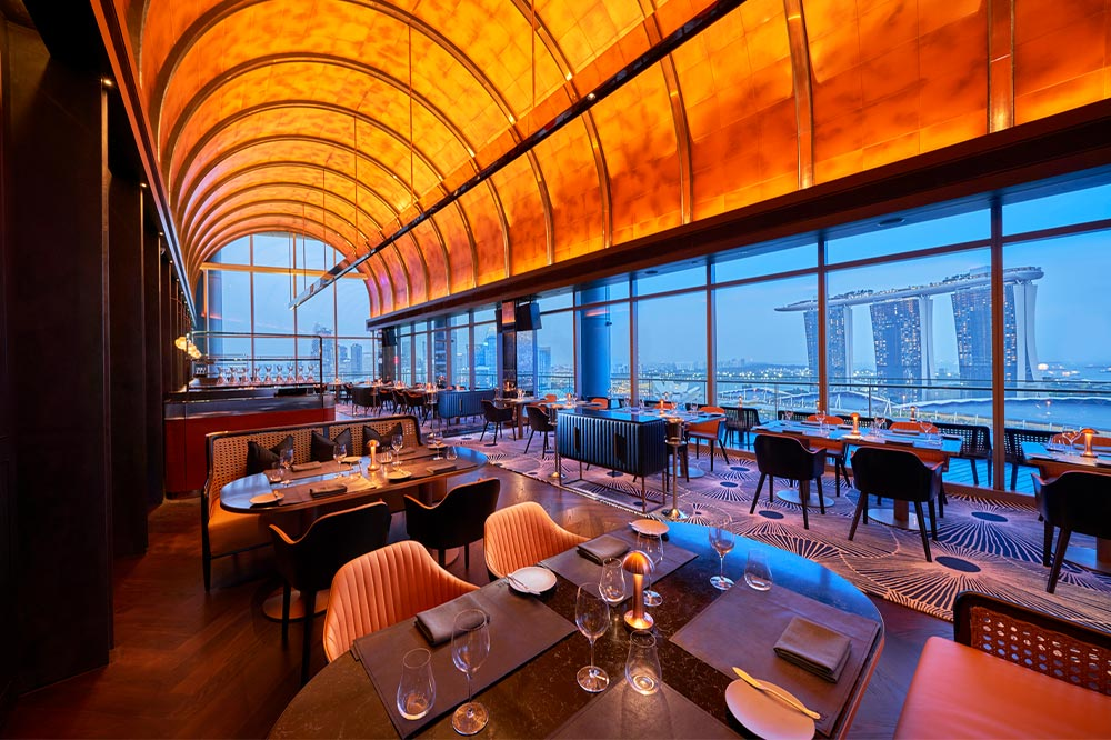 Rooftop Bars Singapore Vue