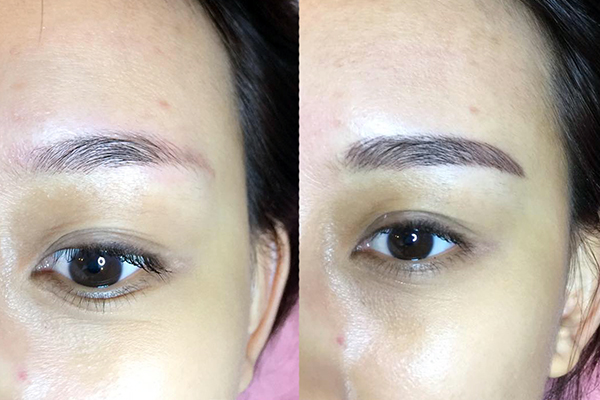 15 Eyebrow Embroidery Salons From S 188 For Singaporean Girls To