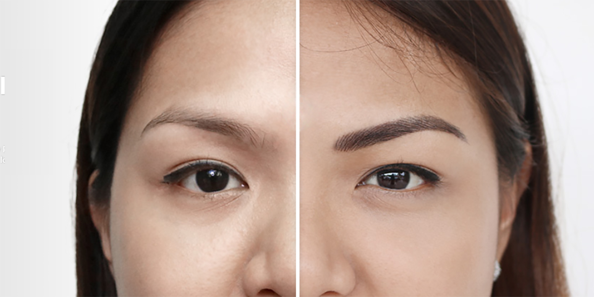 15 Eyebrow Embroidery Salons From S188 For Singaporean Girls To