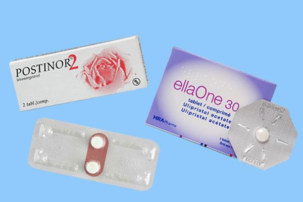 Birth control pills after sex