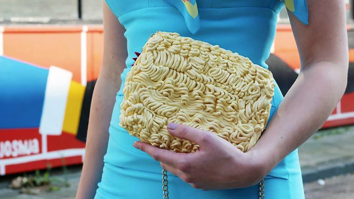 This S$300 'Maggi Mee Instant Noodles' Handbag Wins The Internet For A Day - ZULA.sg