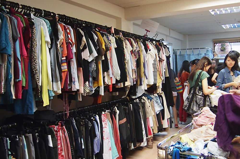 10 Places To Donate Clothes In Singapore Gowns For