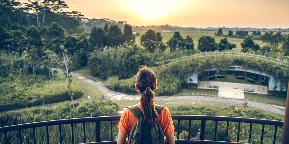 5 Photo Spots In Singapore's Lesser Known Nature Parks To Up Your #Fitspo Game