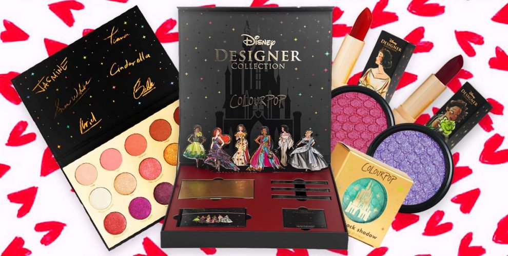 ColourPop's New Disney Makeup Collection Lets You Look Like Glammed-Up Cinderella Even After Midnight