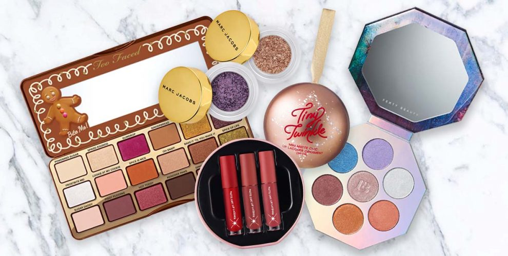 Christmas Makeup Gift Sets.7 Gorgeous Makeup Gift Sets To Hint To Your Clueless Bf This