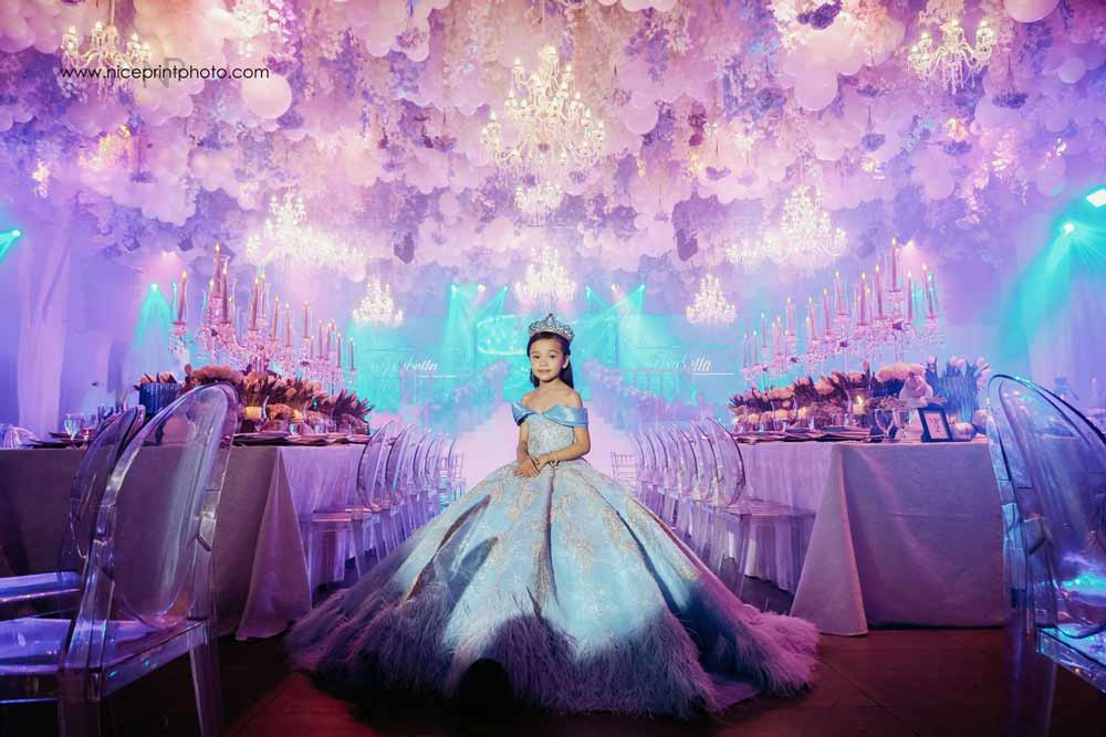 Crazy Rich 7-Year-Old's Princess Birthday Party Reminds Me Of The Birthdays I Never Had - ZULA.sg