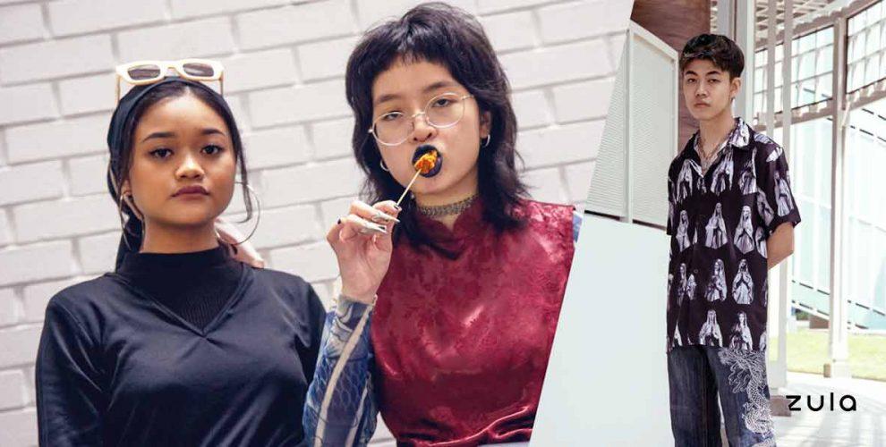 Singapore Street Style Temasek Polytechnic Students Part 2 Dec 2018 Zula Sg