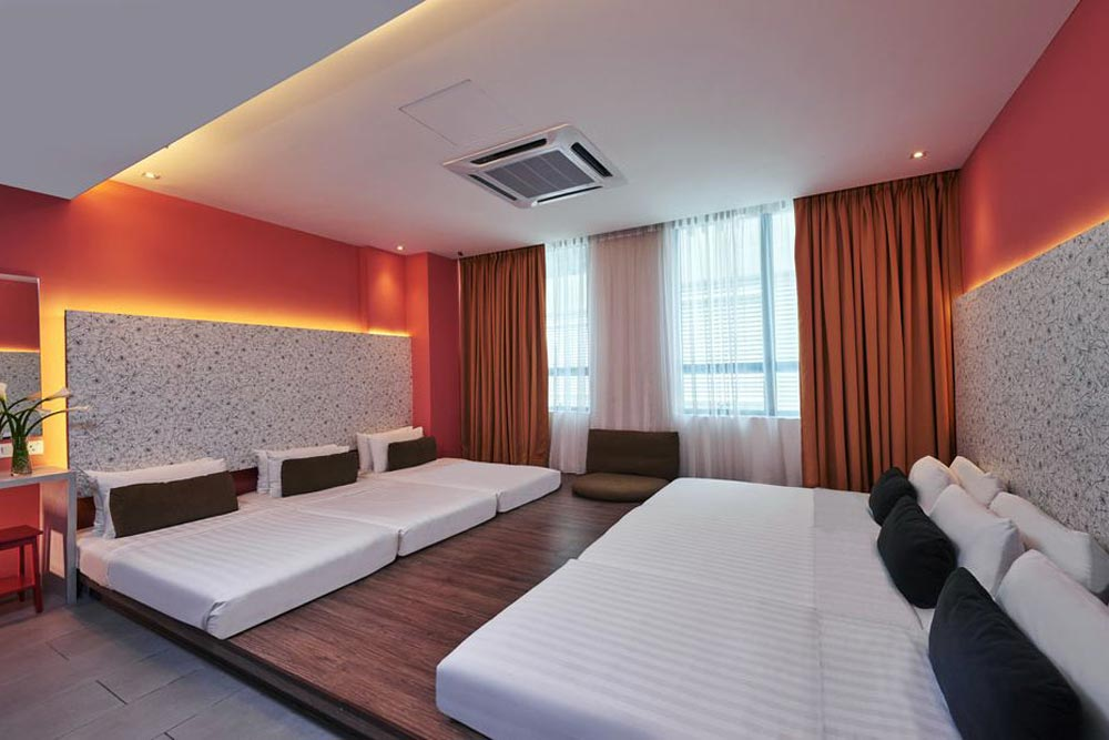 boutique hotels in jb