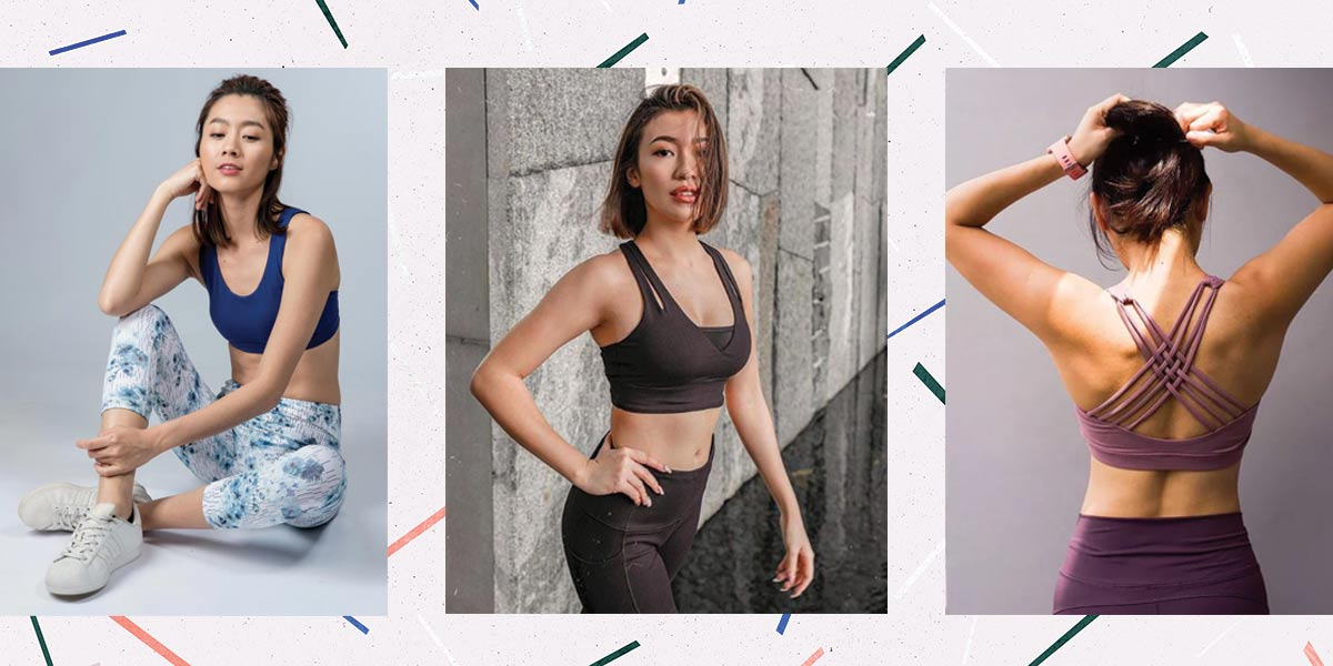 11 Stylish Activewear Brands In Singapore Cheaper Than Lululemon, Including Sports Bras Under $20