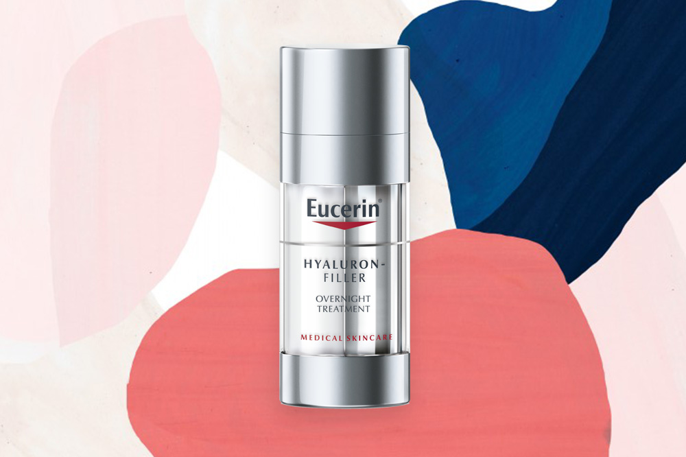 best night moisturiser eucerin