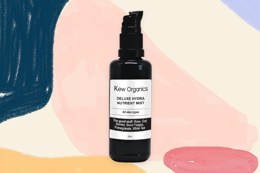 best facial mists 2019 kew organics