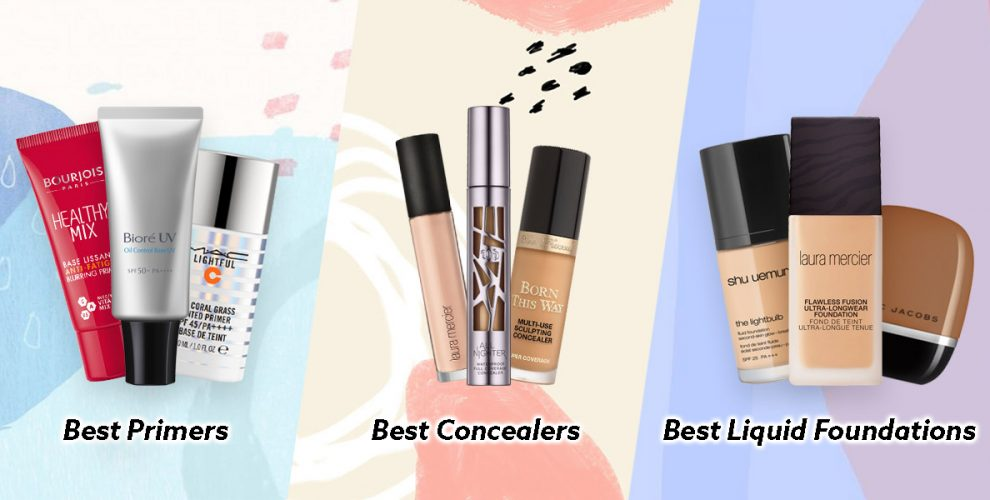 best primers concealers 2019