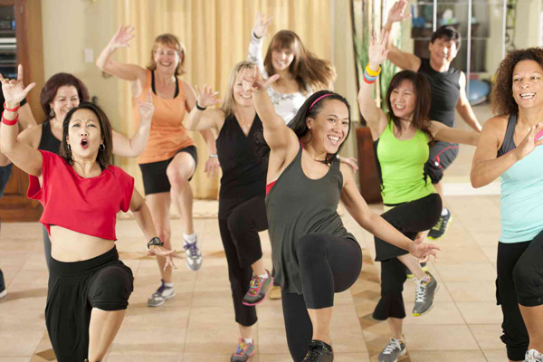 free fitness classes singapore