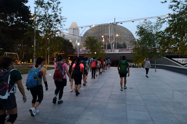 free fitness classes singapore february activities events workout exercise healthy