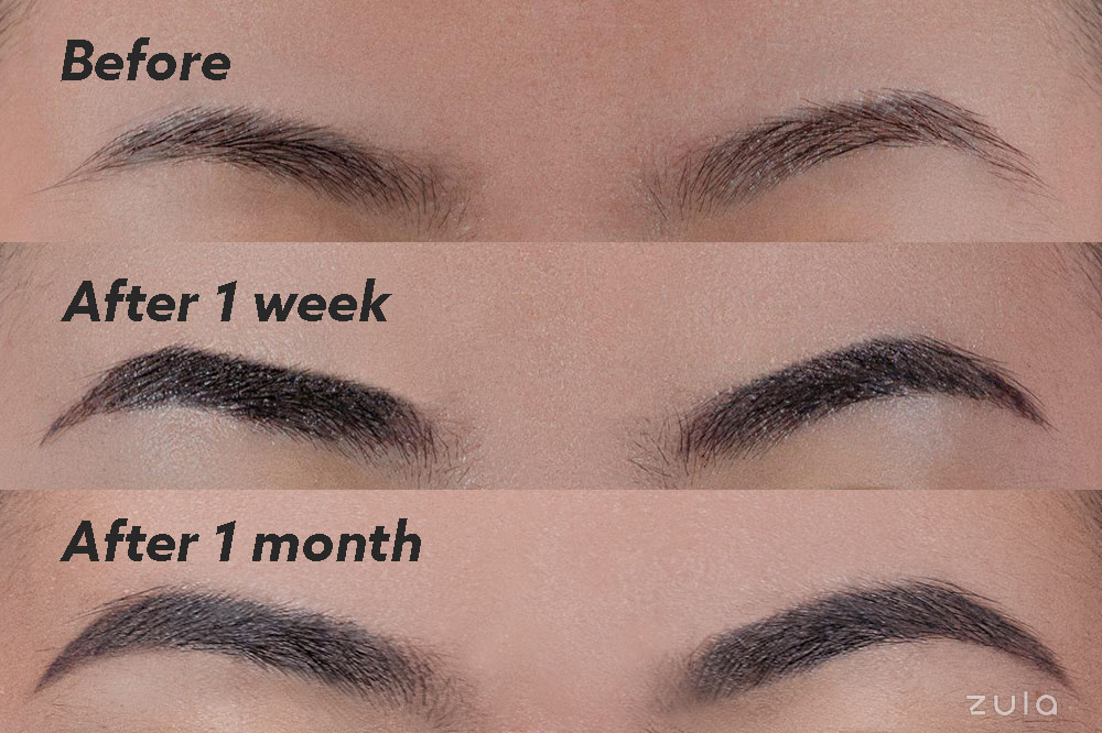 a2i makeup brow revitalisation
