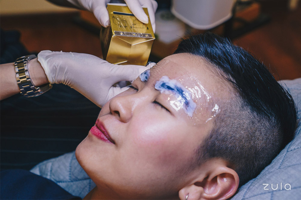a2i makeup brow revitalisation