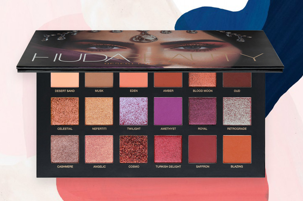 best eyeshadow palettes 2019 huda beauty