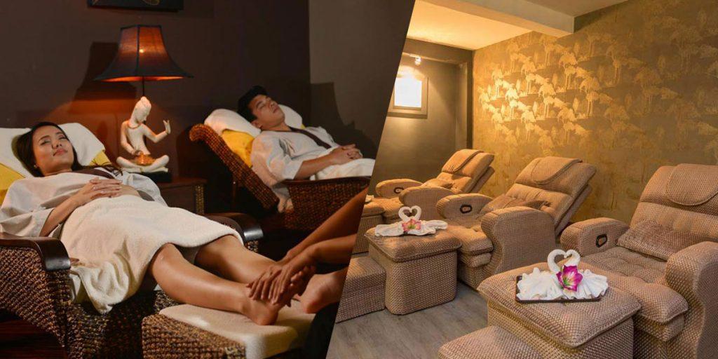 jb massage spas