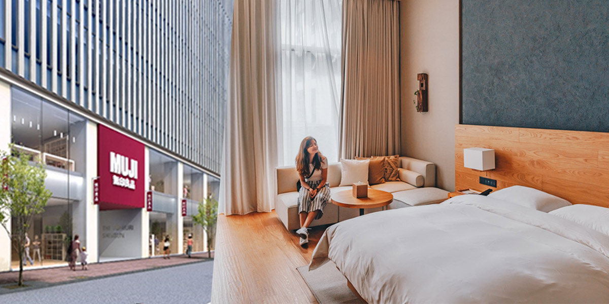 First MUJI Hotel In Japan Will Give You The Complete MUJI Aesthetic Experience