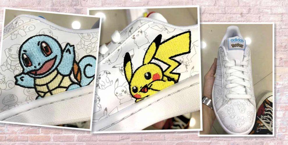 Pokémon x Adidas Shoes May Be The Next Product Pokémon Fans
