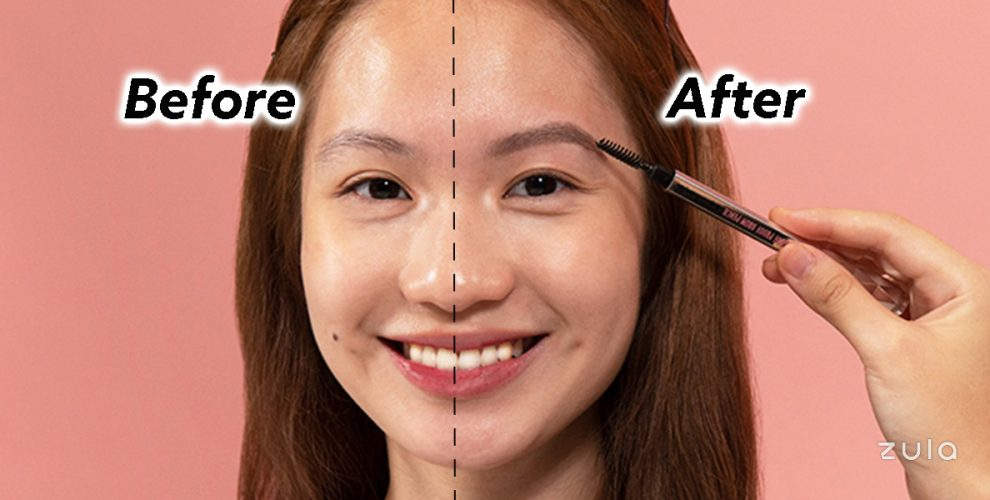 Easy Eyebrows Tutorial For Beginners Who Want Natural