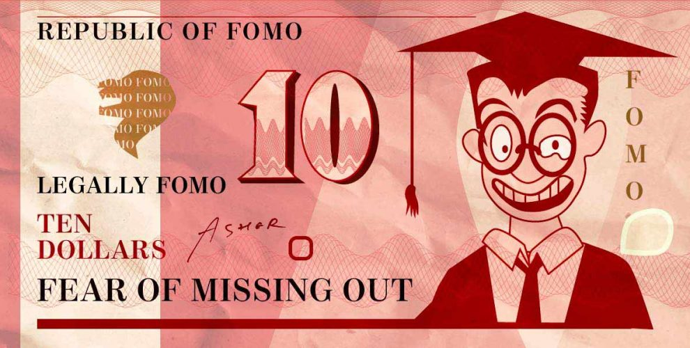 Fomo Is The New Kiasu And It S Silently Ruining Our Lives