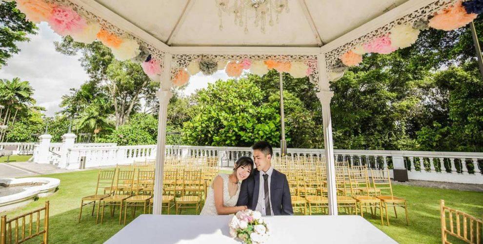 unique wedding venues singapore