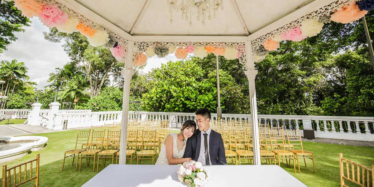 "13 New Unique Wedding Venues in Singapore Where You Can Say ""I Do"" Besides Hotels"